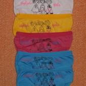 Трусики для девочки 3-5 лет