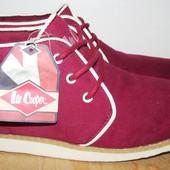 фирменные ботинки Lee Cooper 26,5 см