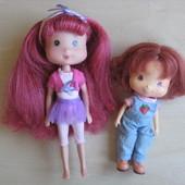 Куколки Шарлотта Клубничка bandai playmates