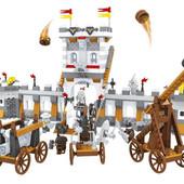 Конструктор Осада замка  27003, 780 деталей