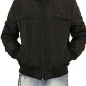 """Демисезонная куртка """"Спорт"""" цвета синий и черный.Размеры:46, 48,50,52 (4"""