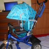 велосиед для мальчика с годика Азимут