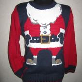 На 4-5 лет Модный свитер George мальчику