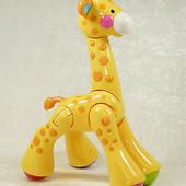 Жираф трещотка, Fisher Price -26см