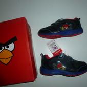 СП Кроссовки Angry Birds р25-р33