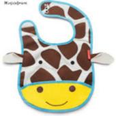 Слюнявчик Zoo Жираф, огромный выбор, лучшая цена