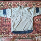 Легкая нейлоновая ветровка - анорак цвета хаки Hi-Tec. Англия. XL.