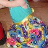 Нарядное платье на год. Лёгкое и очень красивое!!!!!!
