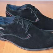 Мужские туфли Martin фирмы  ed-ge brothers.