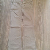Классные джинсы, брюки на девочку. Размер 8
