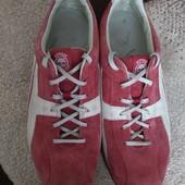 Кожаные кроссовки Timberland Вьетнам р.9,5М.,сост.идеал