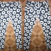 На 11-12 лет Шикарные мягенькие штаны F&F девочке