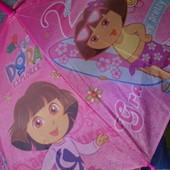 зонт детский трость, маленькие