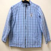Двухсторонняя молодёжная куртка-ветровка. Размер 46.