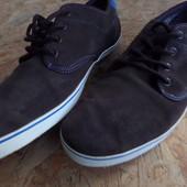 Фирменные туфли СapWave(Индонезия)-размер 44-45-длина стельки-29 см
