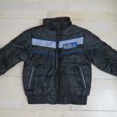 куртка демисезонная на 128р новая
