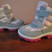 зима термо ботинок