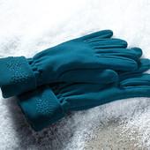Перчатки флис 6,5 и 7,5размер Tchibo TCM Германия