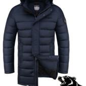 Зимняя утепленная куртка Braggart