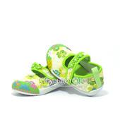 Сменная обувь в садик для девочек.