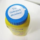 Новая немецкая гипоалергенная присыпка 100 г