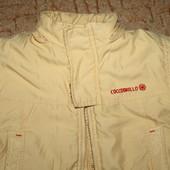 демисезонная курточка для девочки х\б 92-98 р