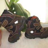 Продам кожаные ботинки Bama 26 р.