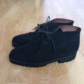 Кожаные ботинки Paco Herrero Испания