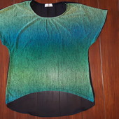 Оригинальная блуза от orsay! р.-s, m