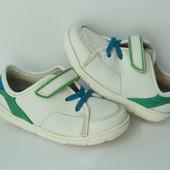 Кроссовки, ботинки кожа Clarks кол.2014 г(22 размер)