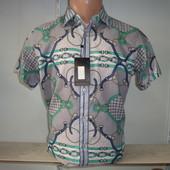 Распродажа рубашек Soul@City, Турция с коротким рукавом