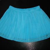 Оч.классная юбка Hollister оригинал 12-14 лет состояние новой