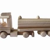 Іграшка дерев'яна