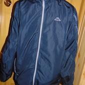 Фирменная стильная курточка деми ветровка бренд Kappa.л-хл .