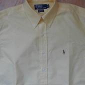 Рубашка Polo Ralph Lauren  размер L (52)