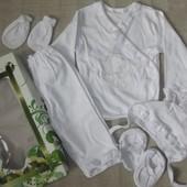 Крестильный набор, крещение, в коробке