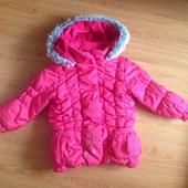 Куртка Topolino 92-98 (2-3 роки).Ідеальна.