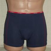 Боксерки мужские шорты стрейч ткань CVC саржа 6plus Польша