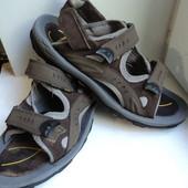 Босоножки сандалии Clarks (Кларкс) 30 см 43-44 рр
