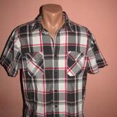 рубашка мужская р-р Л,сост новой