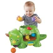 Развивающая музыкальная игрушка Fisher Price Динозавр новинка