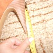 Кожаные туфельки.Размер 38