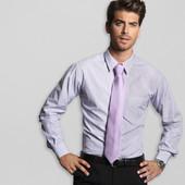 Мужская деловая бизнес рубашка TCM Tchibo.