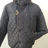 Новинка!Зимние мужские курточки под резинку с 48 по 62 размер