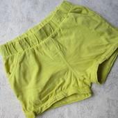 Солнечные шортики жёлтые 3-5 лет девочке