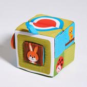 Распродажа - Рaзвивaющий кубик  Cюрприз от Tiny Love