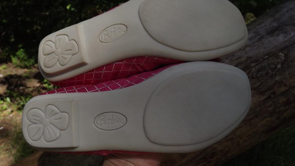 Туфли балетки barbie кожа внутри 25,26,27,28 размер фото №4