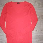 Massimo Dutti Silk-Cotton M-L-размер.