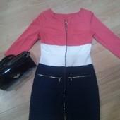 Модное и стильное платье в новом состоянии