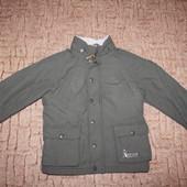 курточка демисезон для мальчика 4-5 лет 104-110 р